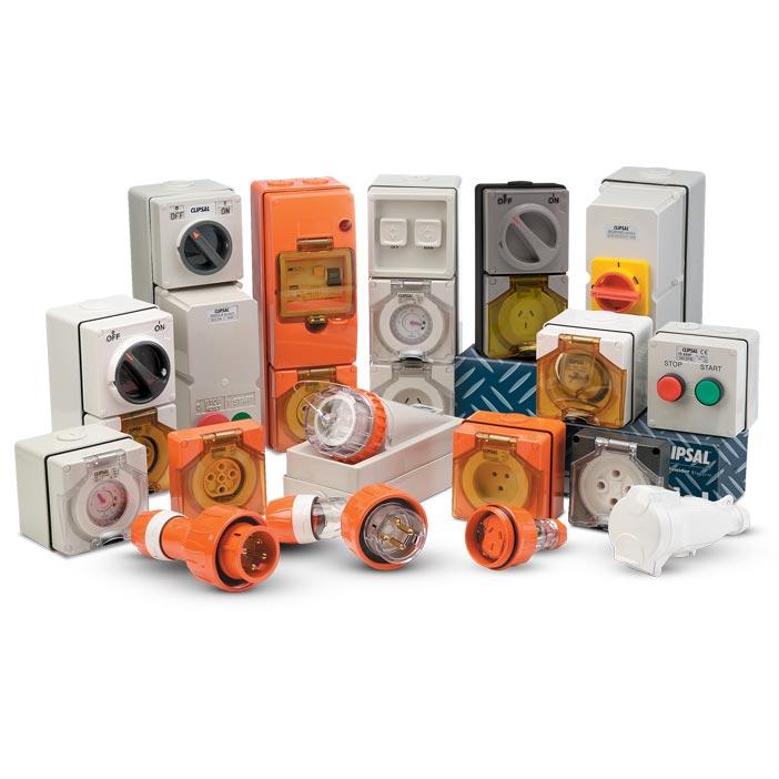 pt cakramerlindo pratama categories industrial plug and socket